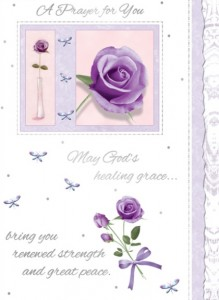 A Prayer for You (GW) - front of card